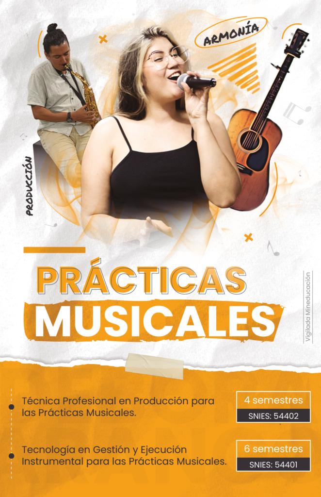 Prácticas Musicales