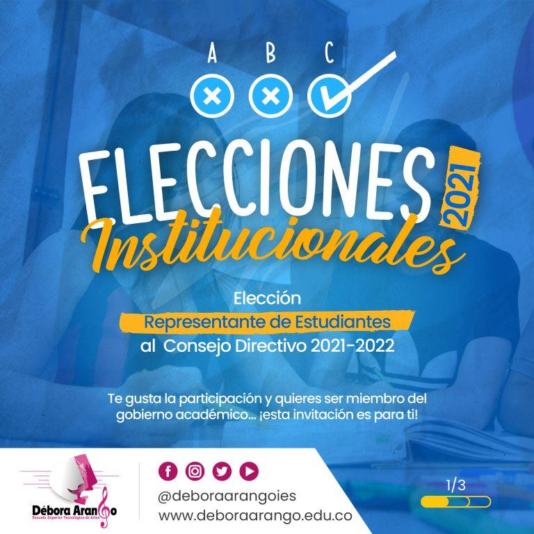 Elección Consejo Directivo - 1